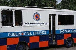 Civil Defence Ireland - Image: Civdefcommand