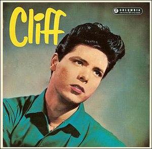 Cliff (album) - Image: Cliff (Album) Mono