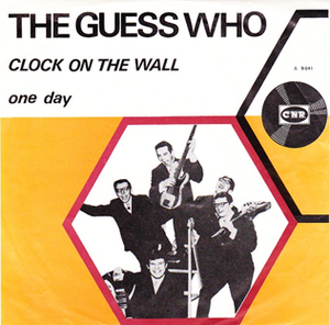 Clock on the Wall - Image: Clock on the Wall