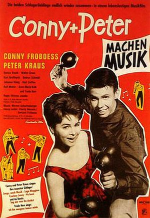 Conny and Peter Make Music - Image: Conny and Peter Make Music