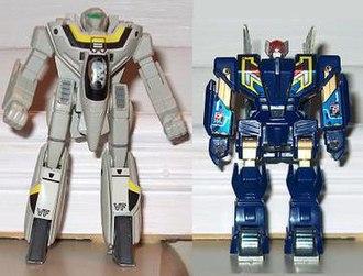 Convertors - Convertors toys Zark and Rex