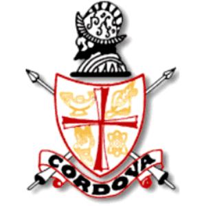 Cordova High School (Rancho Cordova, California) - Image: Cordova HS CA logo