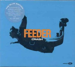 Crash (Feeder song) - Image: Crash CD Single 1 Front