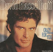 Crazy for You by David Hasselhoff.jpg