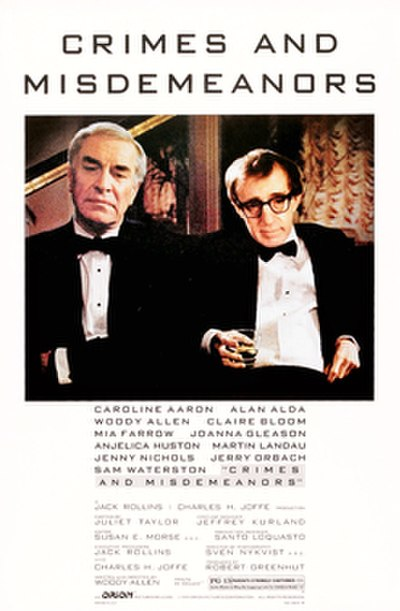 Picture of a movie: Crimes And Misdemeanors