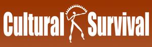 Cultural Survival - Image: Culturalsurvival logo