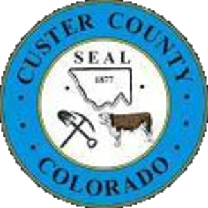Custer County, Colorado - Image: Custer County, Colorado seal