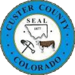 Seal of Custer County, Colorado