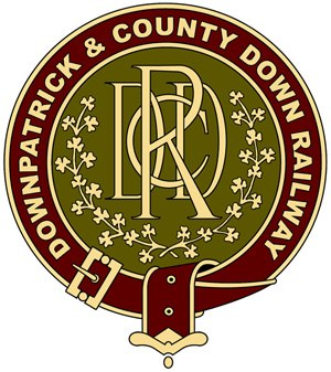 Downpatrick and County Down Railway - DCDRcolourcrestsmall.jpg