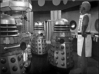 <i>The Daleks Master Plan</i> Doctor Who serial