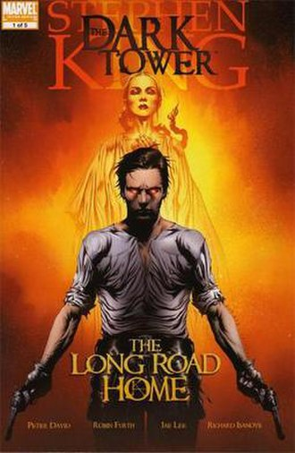 The Dark Tower: The Long Road Home - Image: Dark Tower The Long Road Home Vol 1 1 Cover Art