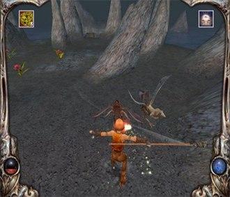Darkened Skye - gameplay of Darkened Skye.
