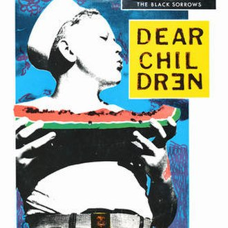 Dear Children - Image: Dear Children (album) by The Black Sorrows