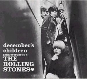 December's Children (And Everybody's) - Image: Dec Ch LP