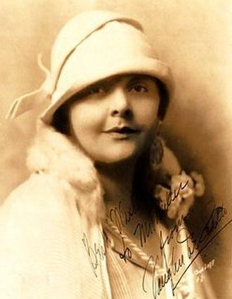 Vaughn De Leath - Vaughn De Leath in the 1920s