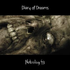 Nekrolog 43 - Image: Diary Of Dreams Nekrolog 43