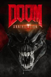 <i>Doom: Annihilation</i> 2019 film directed by Tony Giglio