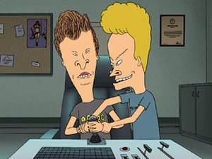 Drones (Beavis and Butt-Head) - Image: Drones B and B