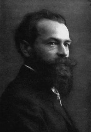 Arnold Ehret, Freiburg, Germany, circa 1914-15...