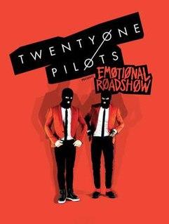 Emotional Roadshow World Tour Twenty One Pilots tour