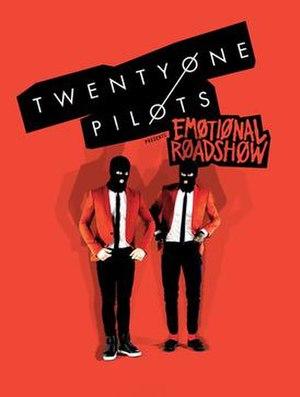Emotional Roadshow World Tour - Image: Emotional road show poster