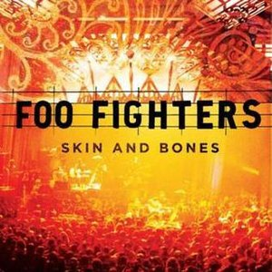 Skin and Bones (Foo Fighters album) - Image: FF Skin Bones
