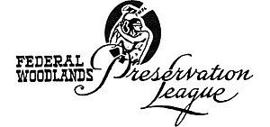 Federal Woodlands Preservation League - Image: Federal Woodlands Preservation League Logo
