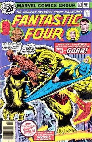Gorr (comics) - Image: Ffgorr