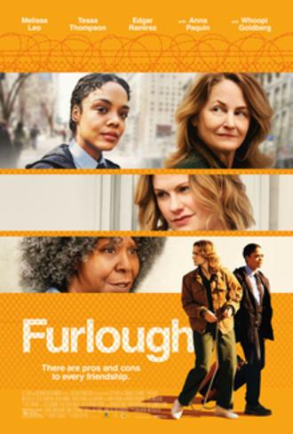 Furlough (film) - Theatrical release poster