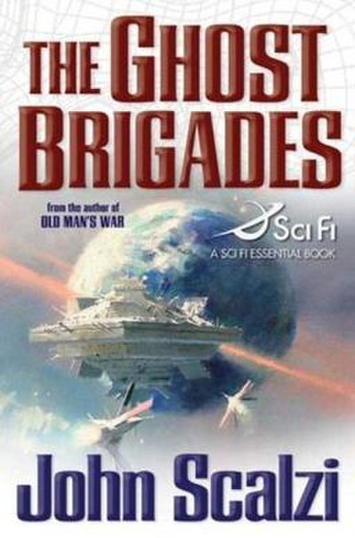 Picture of a book: The Ghost Brigades