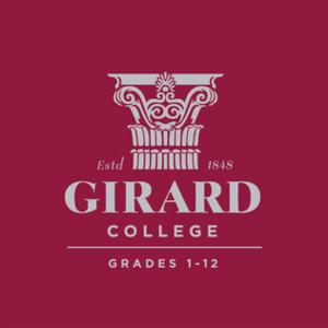 Girard College - Image: Girard College Column Logo Garnet