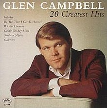 Glen Campbell 20 Greatest Hits album cover.jpg