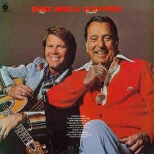 Ernie Sings & Glen Picks - Image: Glen Campbell Ernie Sing Glen Picks album cover