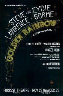 <i>Golden Rainbow</i> (musical)
