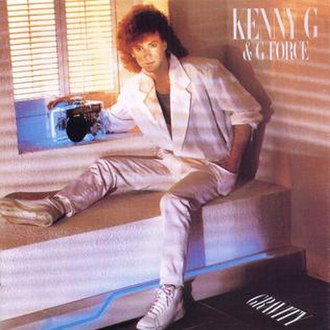 Gravity (Kenny G album) - Image: Gravity Kenny G