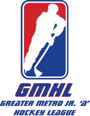 Greater Metro Junior A Hockey League - Image: Greater Metro Junior A Hockey League Logo