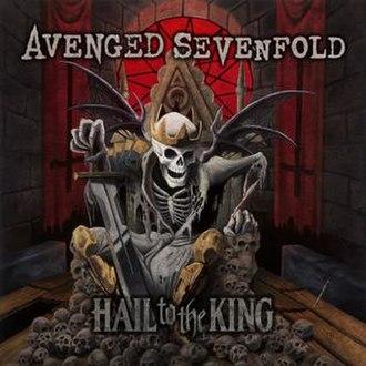 Hail to the King (Avenged Sevenfold album) - Image: Hail To The King Vinyl