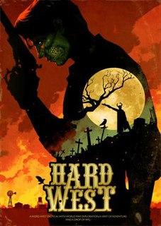 <i>Hard West</i> video game