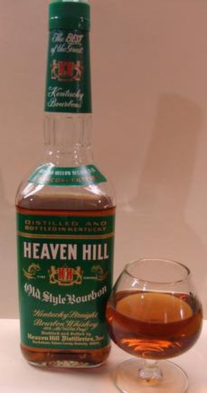 Heaven Hill - Image: Heaven Hill Green