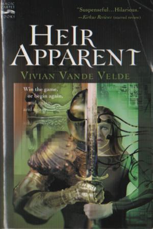 Heir Apparent (novel) - Image: Heir Apparent Cover