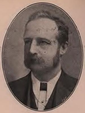 Henry Stephens (Conservative politician) - Stephens in 1895