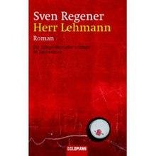 Herr Lehmann By Sven Regener