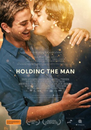 Holding the Man (film) - Theatrical film poster