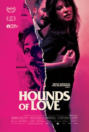 Hounds of Love (film) - Theatrical release poster