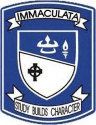 Immaculata High School (Ottawa) - Image: Immaculata High School Ottawa Arms
