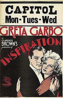 <i>Inspiration</i> (1931 film) 1931 film
