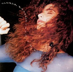 Into the Light (Gloria Estefan album) - Image: Into The Light LP Cover
