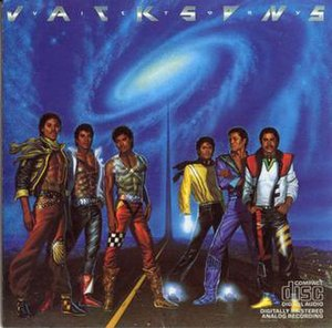 Victory (The Jacksons album) - Image: Jacksons victory