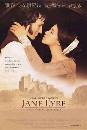 Jane Eyre (1996 film) - Theatrical release poster