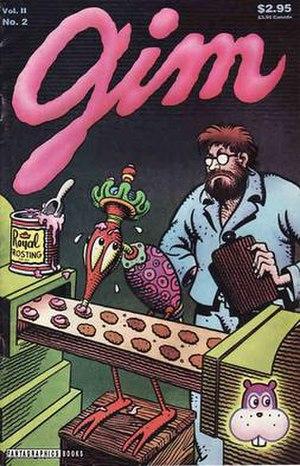 Jim (comics) - Jim, Vol. II No. 2